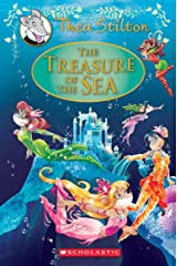 The Treasure of the Sea: A Geronimo Stilton Adventure Hardcover
