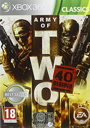 Army Of Two The 40th Day Classic: Amazon.es: Videojuegos