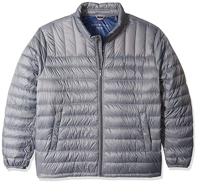 14a3af269 Tommy Hilfiger Men's Packable Down Jacket (Regular and Big & Tall Sizes)