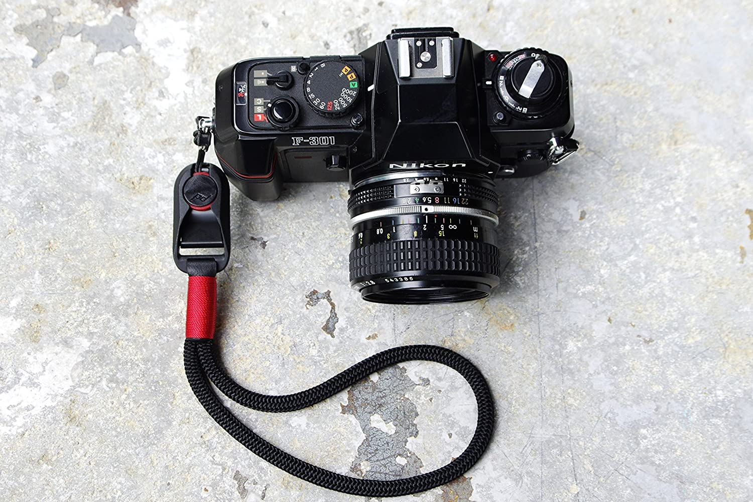 TorMake Hand strap wrist strap from rope and Anchor Links Peak Design decorate leather and color thread for all Film,Digital,Mirrorless Camera Strap