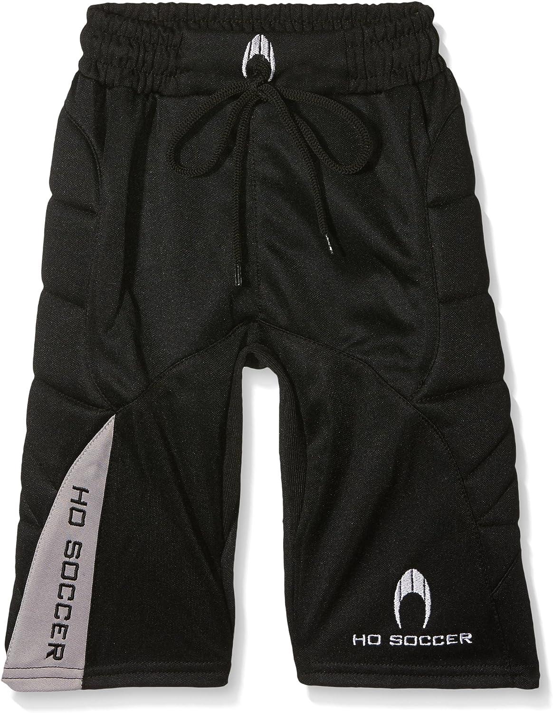 Enfants HO Soccer Icon Pantalon de Gardien de But Short rembourr/é