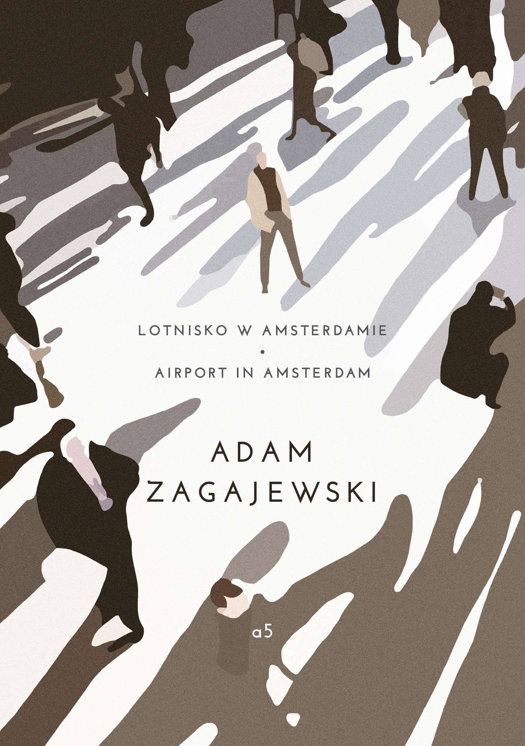 Lotnisko w Amsterdamie / Airport in Amsterdam: 1: Amazon co