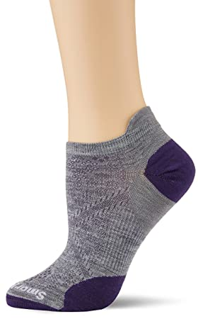 SmartWool - Calcetines Tobilleros - Light Gray: Amazon.es: Deportes y aire libre