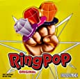 Topps Original Ring Pop Lollipops, 24 x 14 Grams