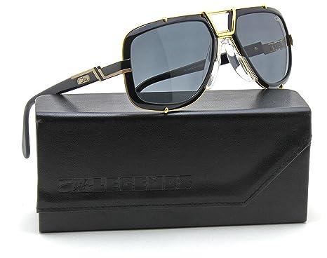 bcf32fe11de4 ... Amazon com CAZAL 656 3 Unisex Gradient Sunglasses LEGEND Shiny