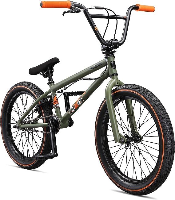 Mongoose Legion L40 - Rueda de 20 Pulgadas para Bicicleta Freestyle, Hombre, M41408M10OS, Verde, One Size/20: Amazon.es: Deportes y aire libre