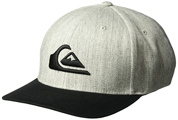 535261bebbab2 Amazon.com  Quiksilver Men s Mountain and Wave Hat  Clothing
