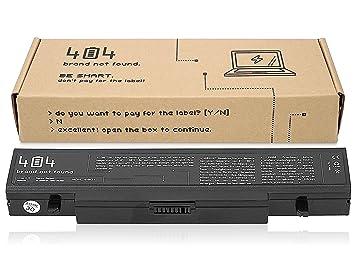 Wessper 404Brand Batería del Ordenador portátil para Samsung NP300V5A-S03ES (10.8V, 4400 mAh, Negro, 6 Celdas): Amazon.es: Electrónica