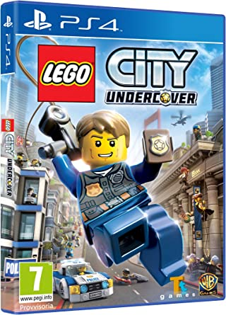 Sony LEGO City Undercover, Playstation 4 Básico PlayStation 4 ...