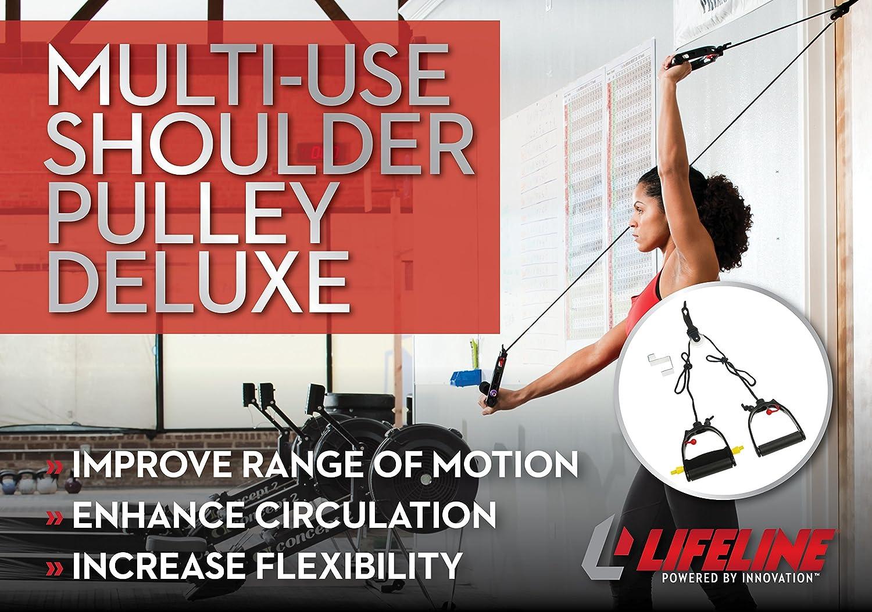 Lifeline USA Multi-Use Shoulder Pulley Standard