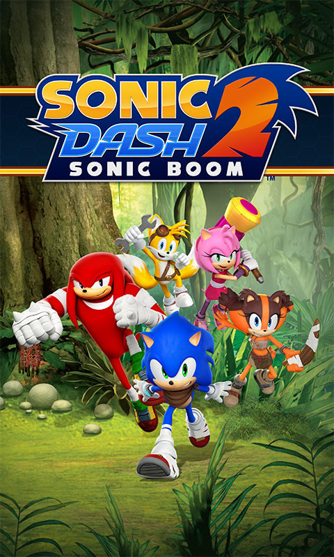 Amazon com: Sonic Dash 2: Sonic Boom: Appstore for Android