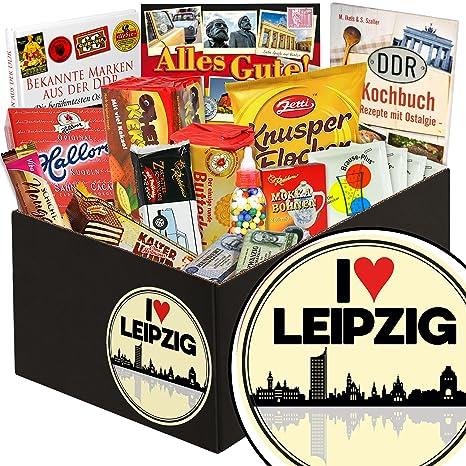 I ♥ Leipzig | Sueßigkeiten Geschenk | Geschenk Ideen | I