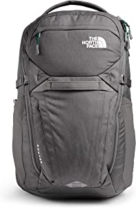 The North Face Router, Zinc Grey Dark Heather/Evergreen, OS