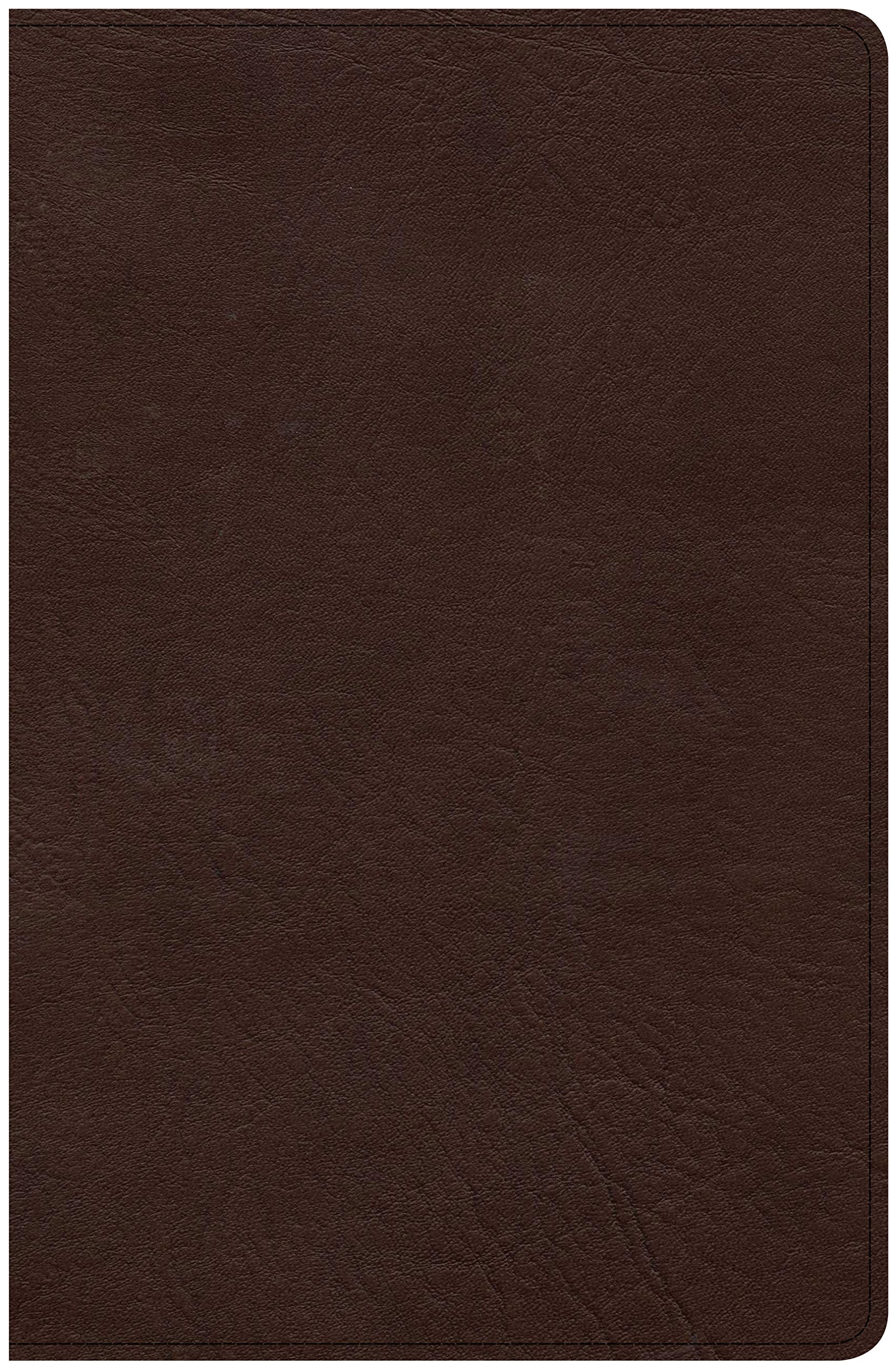 Read Online CSB Ultrathin Bible, Brown LeatherTouch, Indexed pdf