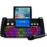 EKS780-BT Bluetooth CD+G Karaoke Disco Party Machine with Light Effects