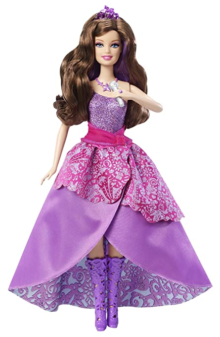 Barbie The Princess Popstar 2 In 1 Transforming Keira Doll