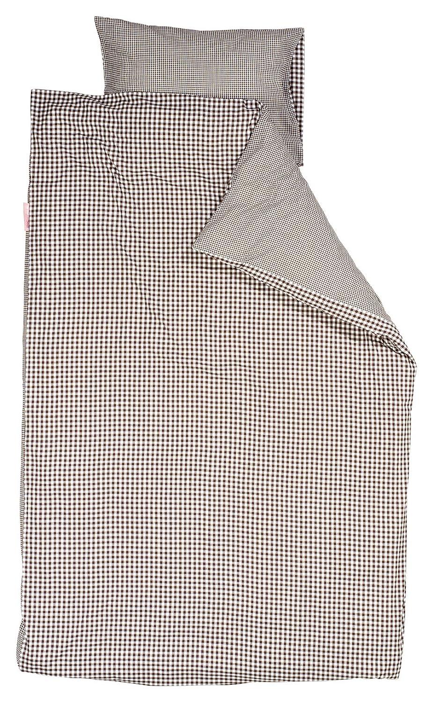 Taftan–Pantalla para pequeña/Big Juego de funda de edredón 100x 135cm para cuna multicolor rosa DS-351