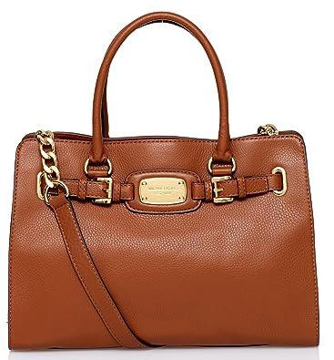 17d9bd41f7f2cc Michael Kors Hamilton – Shoulder Bag for Women leather Size: One size