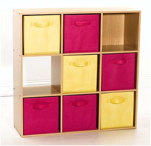 & Amazon.com: ClosetMaid 8698 Fabric Drawer Fuschia: Home u0026 Kitchen