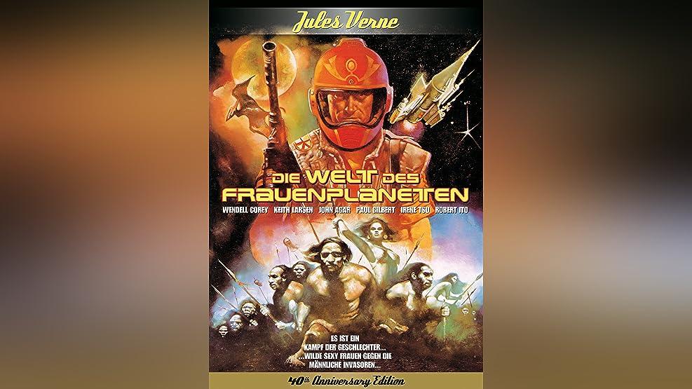 Jules Verne - Die Welt des Frauenplaneten
