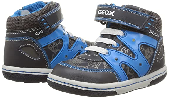 Geox Flick B C Baby Boys Walking Baby Shoes Blue c4366 35 Child UK  20 EU Amazoncouk Shoes  Bags