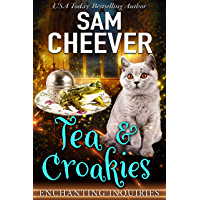 Tea & Croakies (Enchanting Inquiries Book 1) (English Edition)