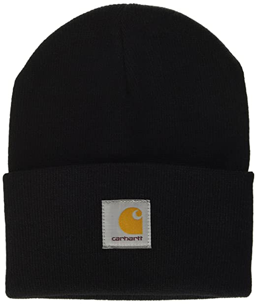 785 opinioni per Carhartt, Acrylic Watch Hat- Cappello, unisex, colore black, taglia Taglia unica