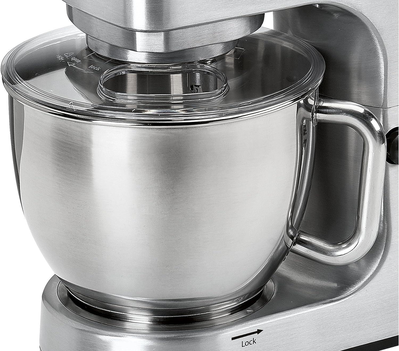 ProfiCook PC-KM 1004 Robot de cocina multifunción, 1400 W, 5 ...