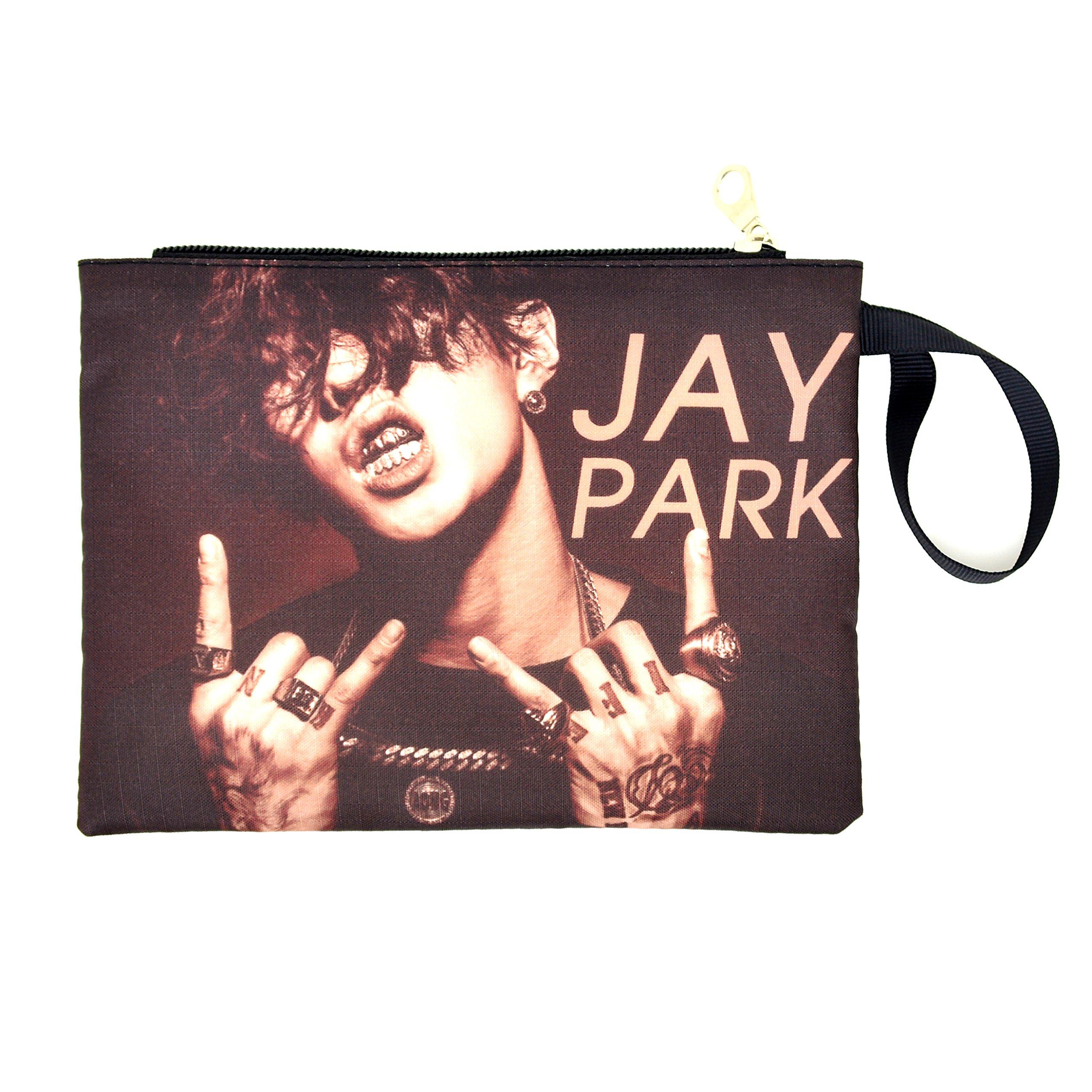 Kpop Jay Park bags pouch 490