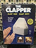 The Clapper Sound Activated Switch 120 V White Ul Boxed