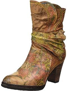 LAURA VITA Cendrillon 05, Women's Cowboy Boots (Noir)