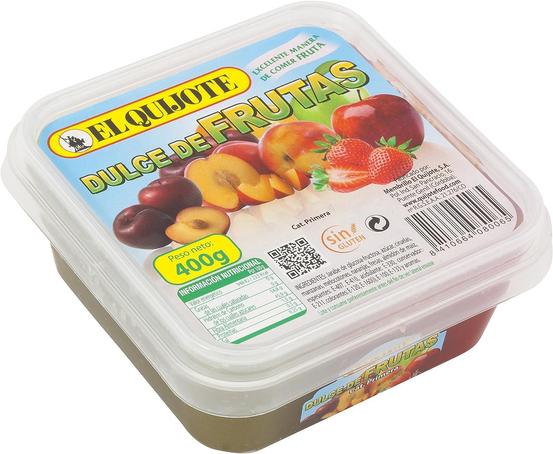 El Quijote - Dulce De Frutas Quijote Fiambrera 400 g