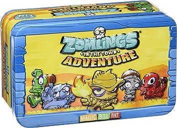 Martomagic Zomlings - Lata Adventure Zomlings (Varios Modelos): Amazon.es: Juguetes y juegos