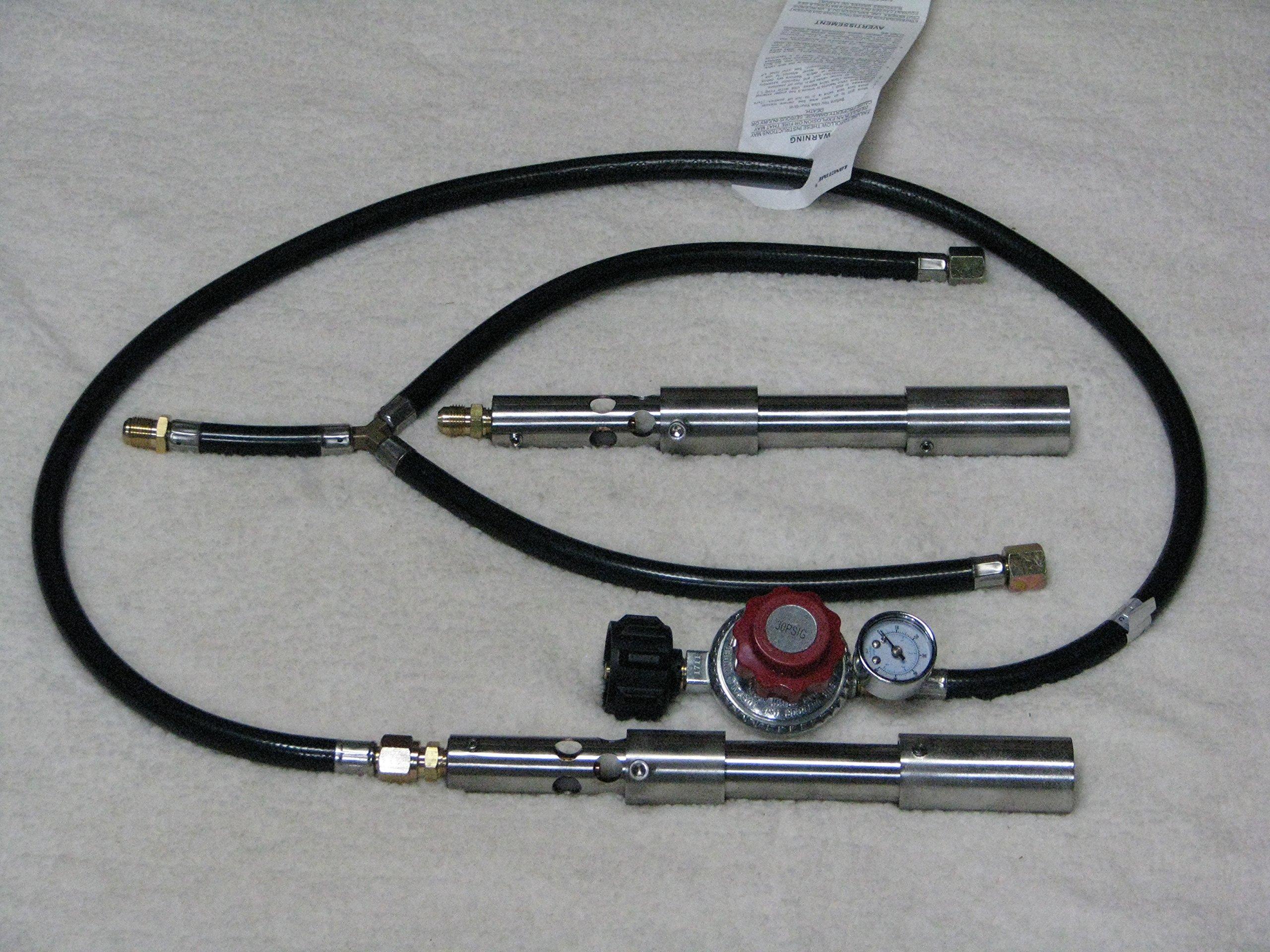 Goede G-4 Forge/Foundry Burner System