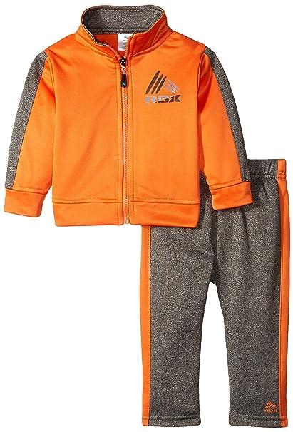 Amazon.com: Rbx bebé Boys 2 piezas chamarra y pantalones ...