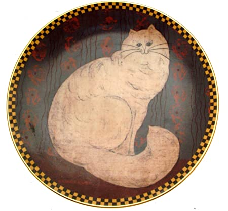 Wedgwood Wind in the Willows collector plate by Eric Kincaid
