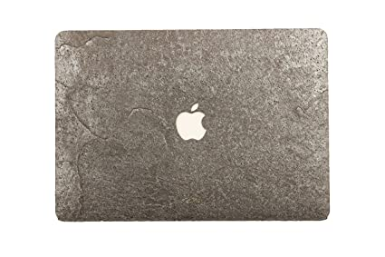 Amazon.com: WOODWE Real Stone Laptop Cover Skin for MacBook ...