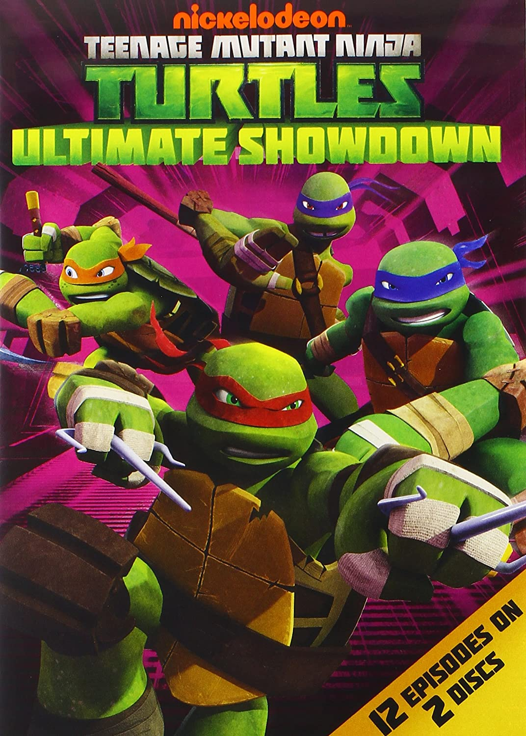 Amazon.com: Teenage Mutant Ninja Turtles: Ultimate Showdown ...