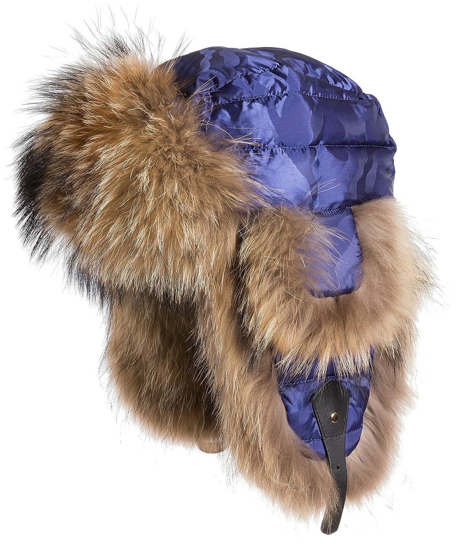 Overland Sheepskin Co HAT レディース   B076J5MJ3Q