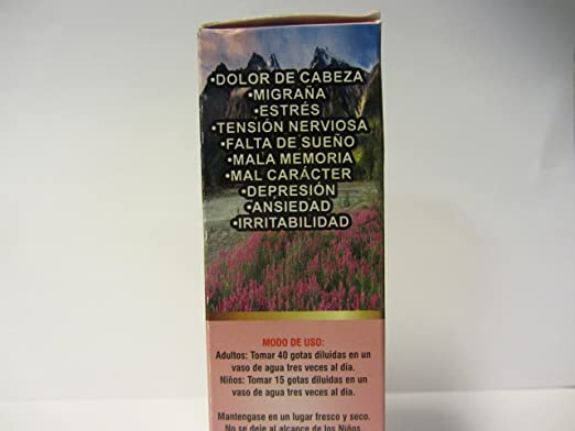 Amazon.com: Me Vale Madre 60ml Extracto Auxiliar for Insomnia, Stress, Nervousness, Anxiety: Health & Personal Care