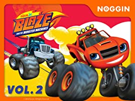 Amazon Com Watch Blaze And The Monster Machines Volume 2 Prime Video