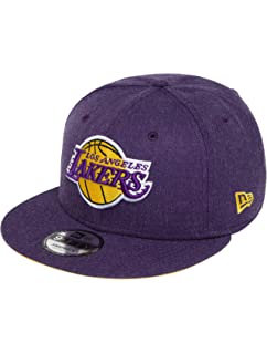 New Era Men s NBA 9fifty Los Angeles Lakers Offical Team Colour ... 77fafff7975