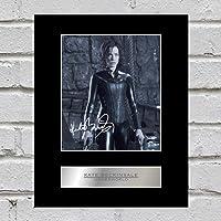 Kate Beckinsale Signiert Foto Display Underworld
