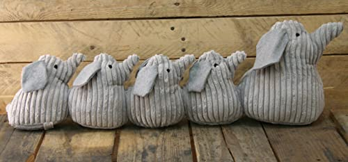 Ribbed Elephant Draught Excluder