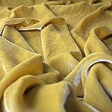 Silk Velvet-Antique Gold