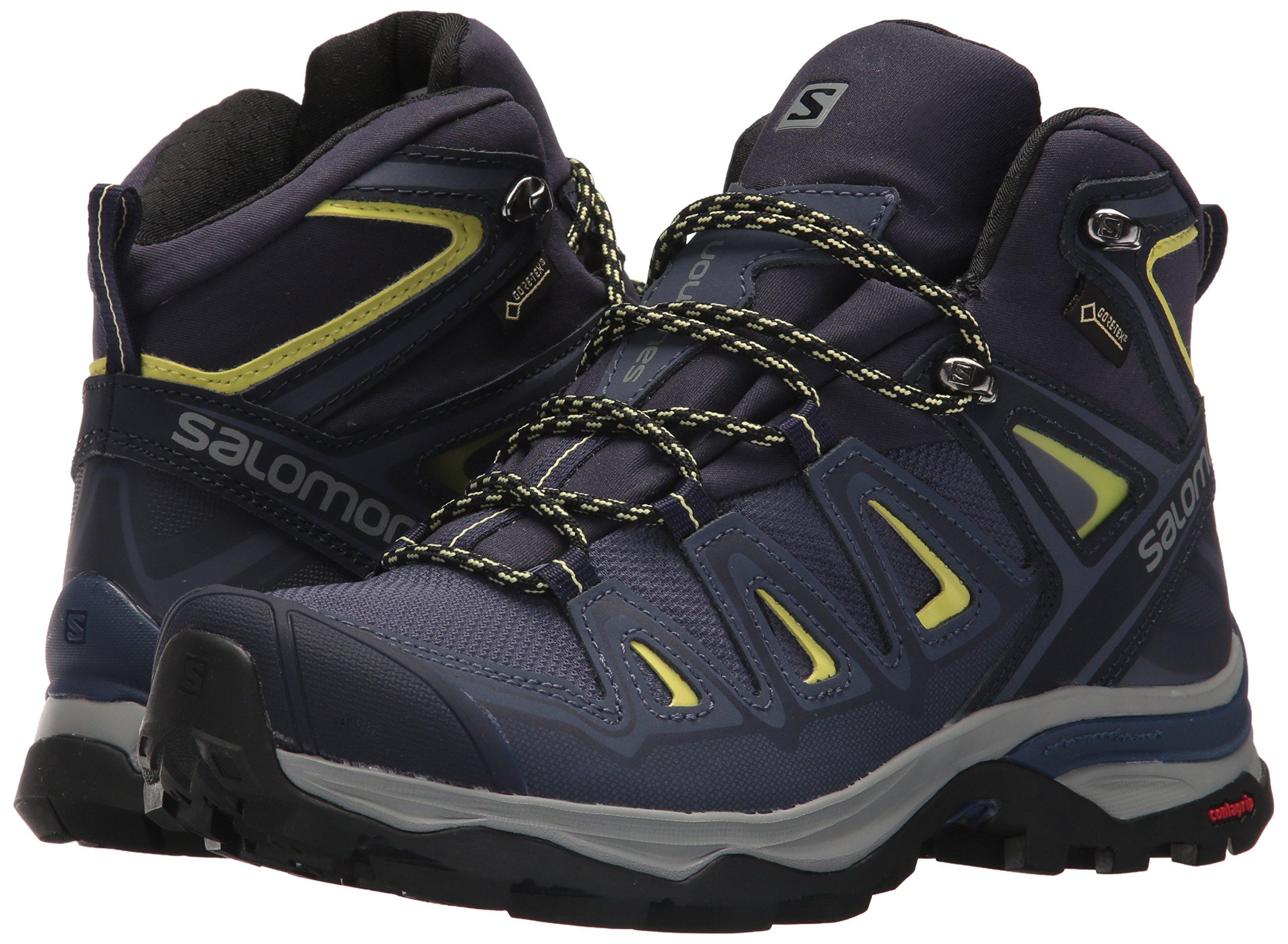 Boot Szcolor Gtx W cr Details About Women's Hiking Choose 3 Salomon Mid X Ultra 80kwXnOP
