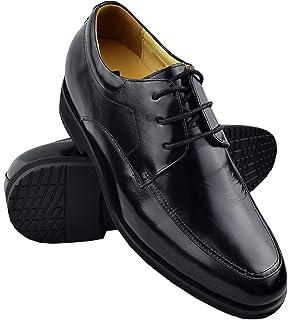 Zerimar Herrenschue Höhe Körper Grösse  bis Zu +6.5 cm Schuhe für Männer  Erhöhen auf 9fa1d0d626