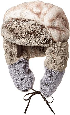 7e8c44dc757 Kangol Men s Multi Faux Fur Trapper Hat at Amazon Men s Clothing store