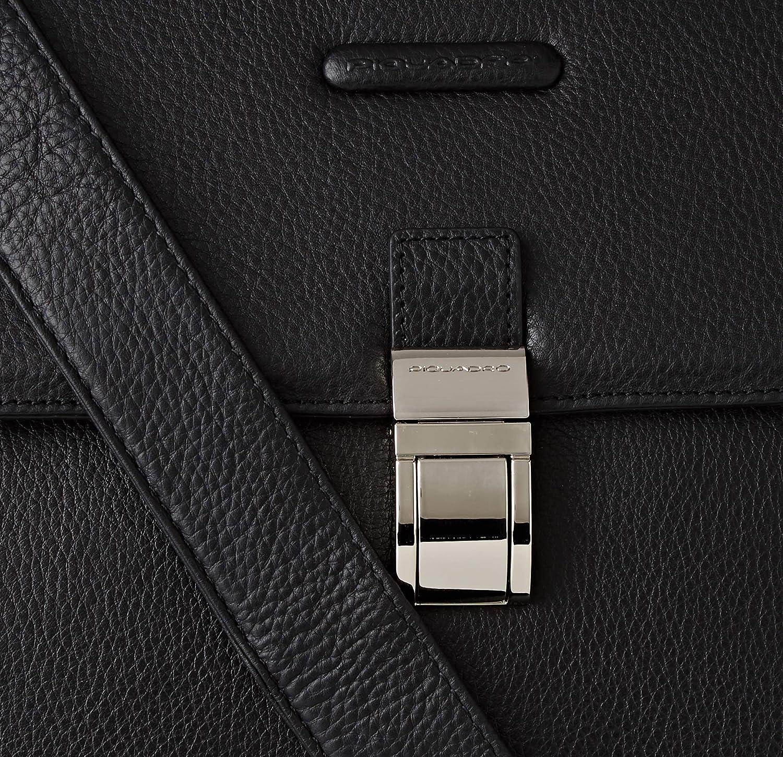 Piquadro Modus Bolsa Escolar 41 Centimeters Negro Nero