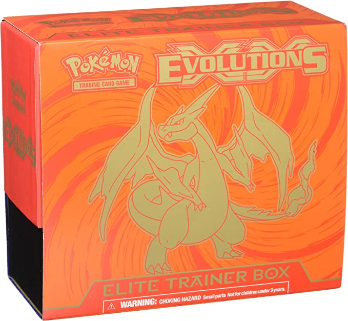 Pokemon Mega Blastoise Evolutions Elite Trainer Box Factory Sealed!